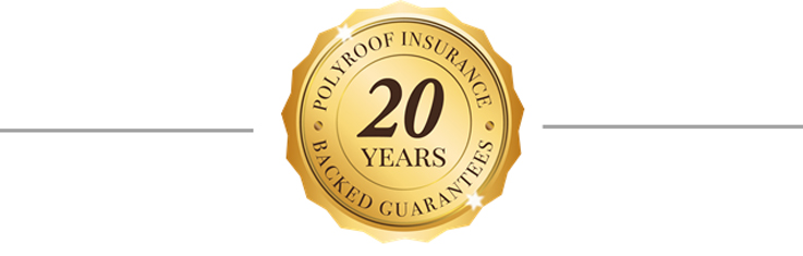 Olivair Home Improvements | 20 Years Polyroof Insurance