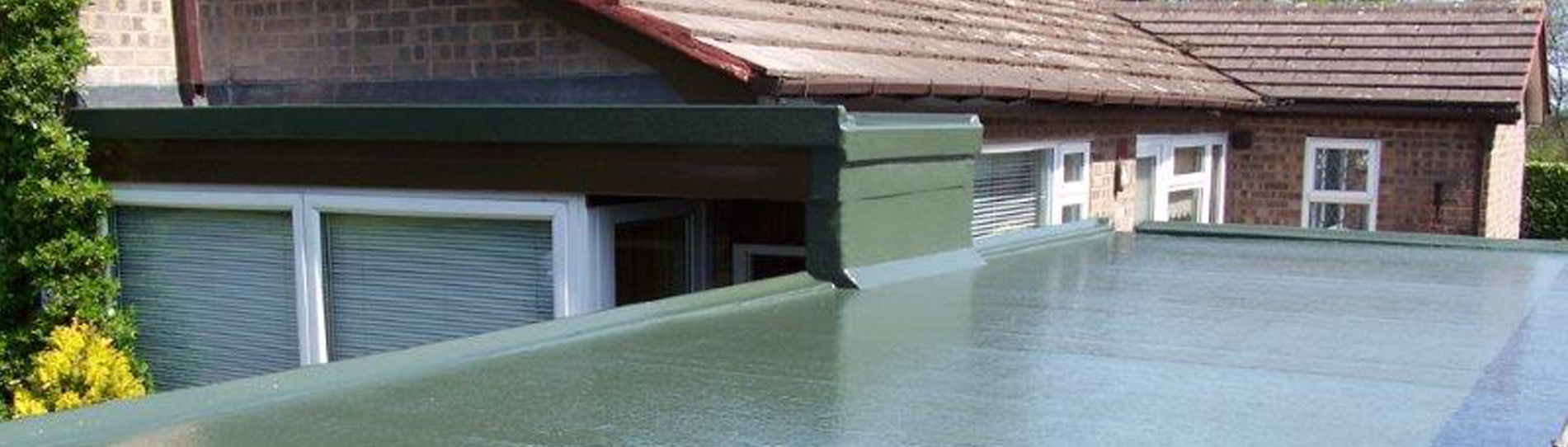 Olivair Home Improvements | Flat Roofs